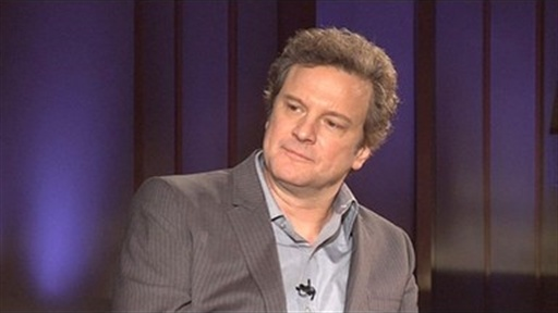 Colin Firth: On Being a Drag Queen Video