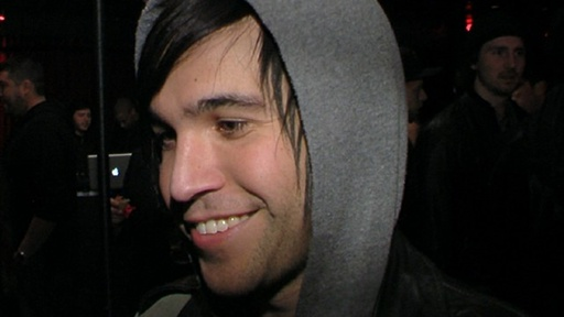 pete wentz dresses. Pete Wentz Talks Reality TV