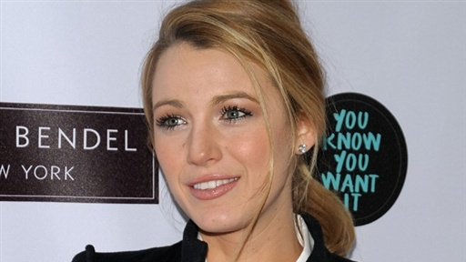 Blake Lively: 'Green Lantern' Role 'Means the World' to Me Video