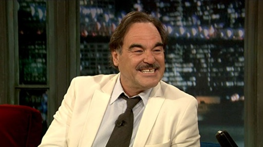 [Oliver Stone Talks Comedy]