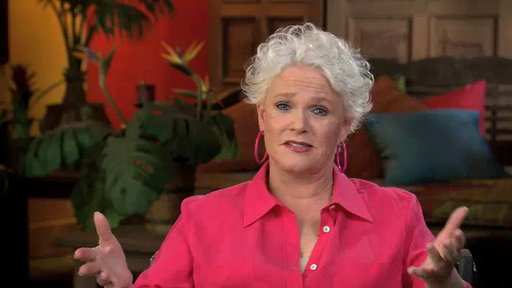Sharon Gless On Season 5 Video