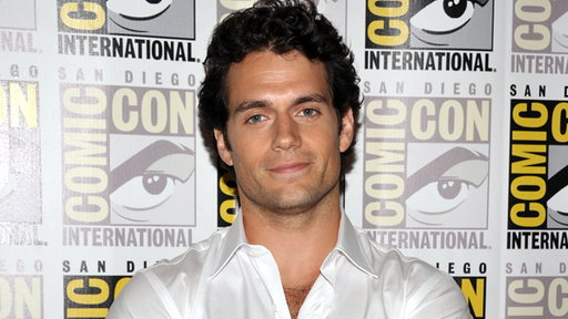 [Comic-Con 2011: Henry Cavill On Superman - It Will Be 'Fantastic]
