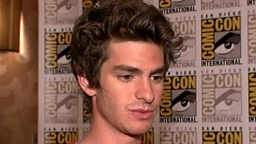 Comic-Con 2011: Andrew Garfield - 'I Feel So Lucky' & 'Privilege Video