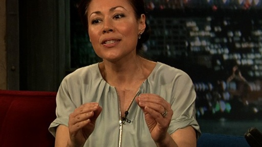 [Ann Curry: Making It up to Wheaton]