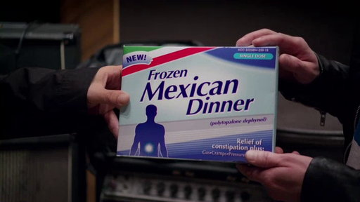 Frozen Mexican Dinner Video