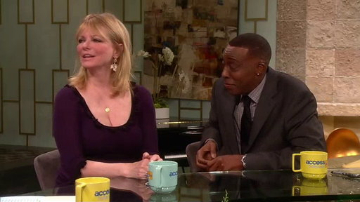 [Cheryl Tiegs and Arsenio Hall Talk 'Celebrity Apprentice']