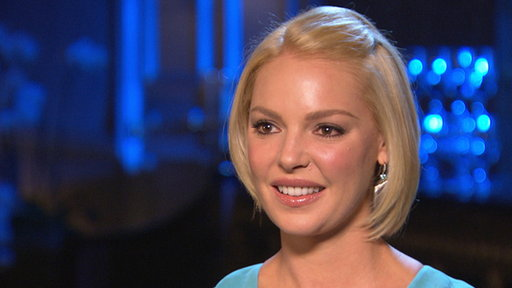 [Katherine Heigl Talks 'One for the Money']