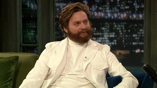 Zach Galifianakis: Down On the Farm Video