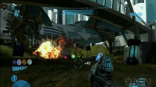 halo reach armor. Halo: Reach - Armor Ability