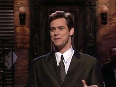 Jim Carrey Monologue Video