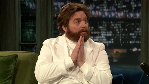 Zach Galifianakis: Ready for SNL Video