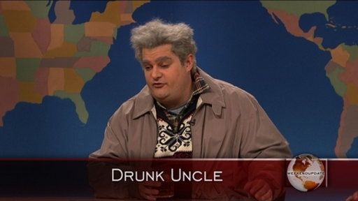 Weekend Update: Drunk Uncle Video