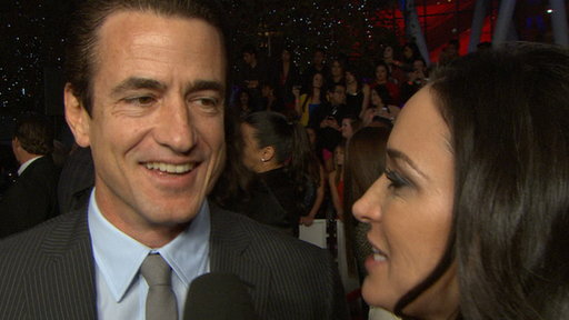 Dermot Mulroney Talks Guest Starring On 'New Girl' Video