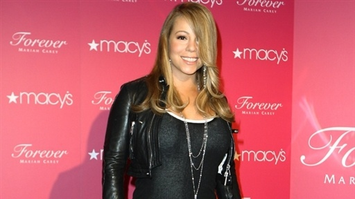 [Mariah Carey On 'Precious,' New Album and New Fragrance]