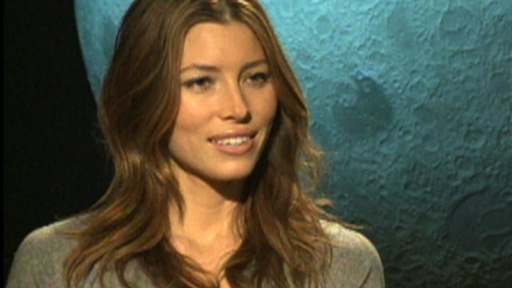 Jessica Biel Talks 'Planet 51,' 'Valentine's Day' and 'the A-Tea Video