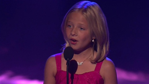 [Week 11: Jackie Evancho] Video