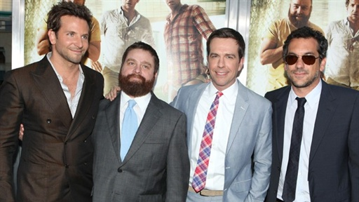 &#39;The Hangover Part II&#39; LA Premiere Video