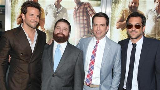 'The Hangover Part II' LA Premiere view on break.com tube online.