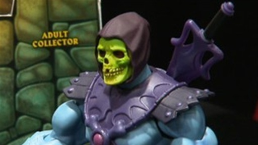 [First Look at Mattel Collectibles Coming to Comic-Con 2010]