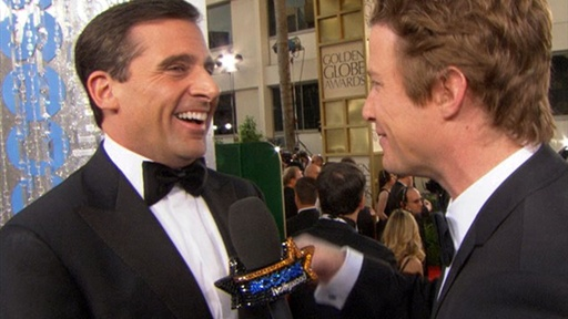 [2011 Golden Globes: Who Will Replace Steve Carell On 'the Office]