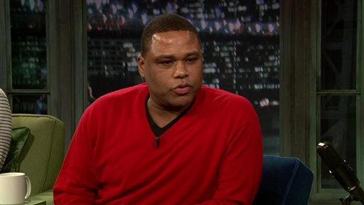 [Anthony Anderson Interview]