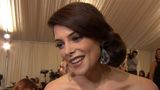 Ashley Greene Glams up for the Costume Institute Gala Video