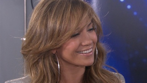 [Jennifer Lopez On Becoming an 'American Idol' Judge]