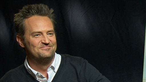 [Matthew Perry Talks ABC's 'Mr. Sunshine']