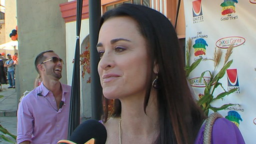 [Kyle Richards Talks Fighting With 'Real Housewives' Co-Star Bran]