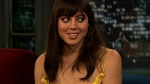 Aubrey Plaza Video