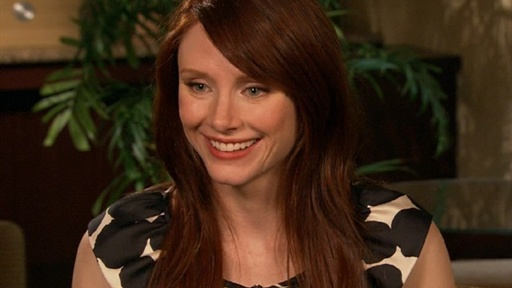 [Bryce Dallas Howard On Emma Stone's 'Spider-Man' Casting: She's]