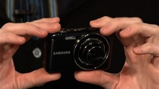 Samsung ST80 Wi-Fi Digital Camera Review Video