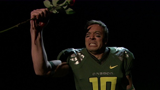 Oregon Ducks Power Ballad Video