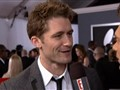 Live From the Red Carpet: 2011 Grammys: Matthew Morrison