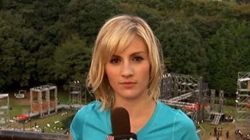 Alison Haislip Climbs the Tower Video