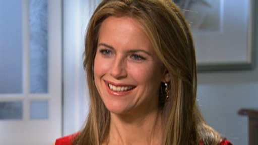 Kelly Preston: Miley Cyrus 'Has Such a Great Head On Her Shoulde Video