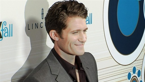 Will Matthew Morrison Rock Out in 'Glee'? Video