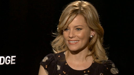 Elizabeth Banks On Doing Her Own Stunts in 'Man On a Ledge' - 'I Video