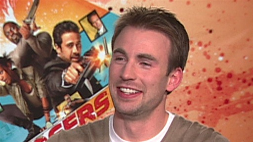 'The Losers' Weigh In: Will Chris Evans Make a Good 'Captain Ame Video