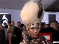 Live From the Red Carpet: 2011 Grammys: Nicki Minaj