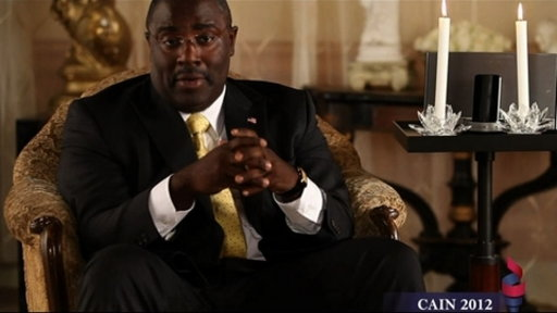 New GOP Presidential Ad: Herman Cain Video