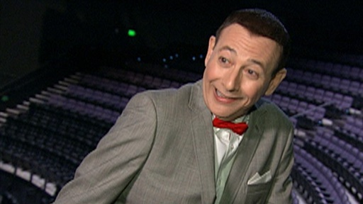 Pee-Wee Herman: 'Taylor Lautner Is Playing Pee-Wee in the Movie' Video