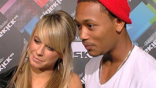 Romeo &amp; Chelsie Hightower React to Karina Smirnoff in Playboy Video
