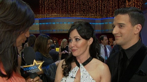 ['DWTS' 10 Premiere: Shannen's Emotion, Evan's High and Buzz's Mo]