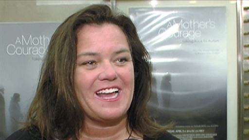 [Rosie O'Donnell On 'a Mother's Courage' and Returning to Daytime]