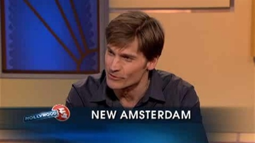 Nikolaj Coster Waldau. New Amsterdam:Nikolaj Coster-