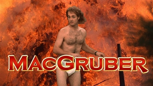 MacGruber: Jonah Hill Video