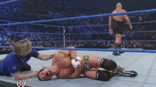 The Big Show Vs. Jamie Noble Video