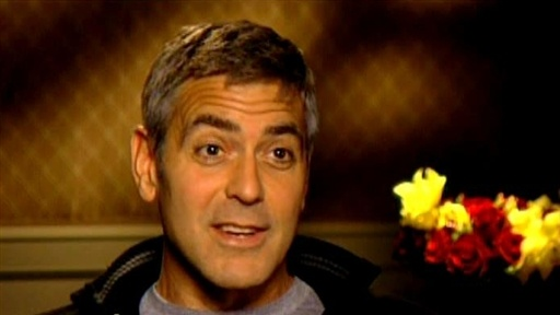 [George Clooney on Romance Rumors]