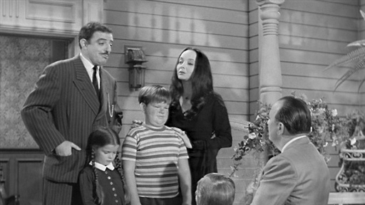 The Addams Family Tree